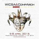 WICSA&CompArch 2016